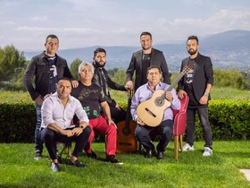 Bild: The Gipsy Kings featuring Nicolas Reyes & Tonnino Baliardo