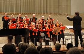 Bild: Extra Chor Brandenburg -