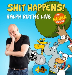 "Ralph Ruthe - ""Shit Happens"" - Spezial mit seiner Band ""We Are Linus"""