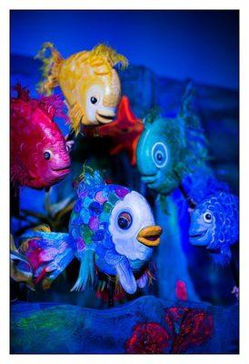 Bild: Der Regenbogenfisch - für alle ab 3 J.
