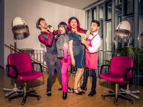 Bild: Divas Salon - Frisösen Teil 2 - Alemannische Bühne