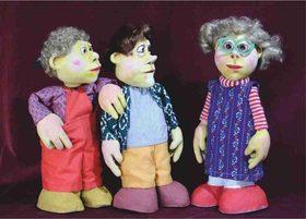 Bild: Super Elli - Ein Spiel mit Puppen und Musik von und mit Billy Bernhard