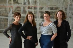 Bild: Jazz am Schießberg - Jazz Sisters Quartet