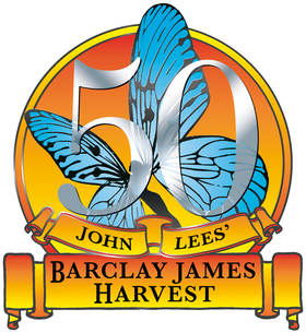 John Lees´ BARCLAY JAMES HARVEST - - 50 years and beyond -