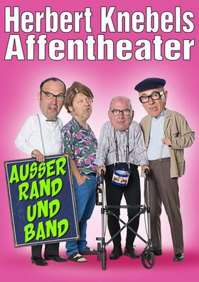 Bild: Herbert Knebels Affentheater - Ausser Rand und Band
