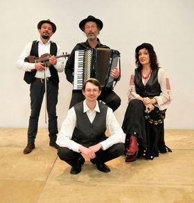 Bild: Kol Colé - Klang aus Colonia - Faszination Klezmer und Weltmusik aus Osteuropa