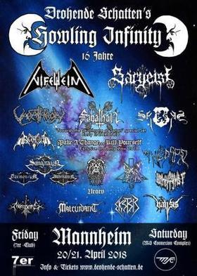 Bild: Howling Infinity Festival