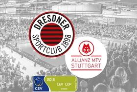 Dresdner SC - Allianz MTV Stuttgart
