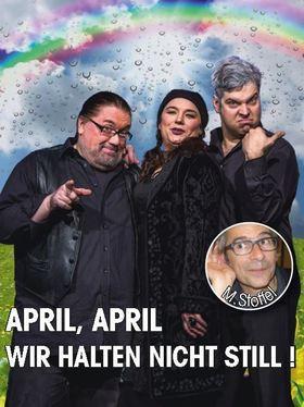 Bild: Die Untiere - Ein Untier kommt selten allein: N°9 - April, April ... Wir halten nicht still!