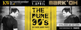 Bild: The Pure 90´s - die 90er Jahre Party - The Pure 90´s - die 90er Jahre Party