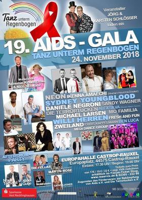 Bild: Aids-Benefiz Gala - 19. Tanz unterm Regenbogen