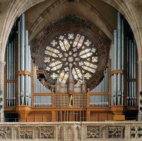 Bild: Orgel-Matinée zum Pfingstfest