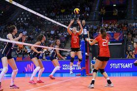 Bild: Volleyball-Länderspiel: Deutschland - Niederlande