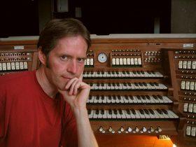 Bild: Orgelkonzert Karl Bernhardin Kropf