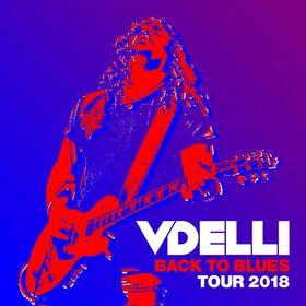 Bild: Vdelli - Back to Blues Tour 2018