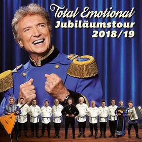 Peter Orloff & Schwarzmeer-Kosaken Chor - Total Emotional - Jubiläumstournee 2018/2019 - Peter Orloff & Schwarzmeer-Kosaken Chor - Total Emotional - Jubiläumstournee 2019