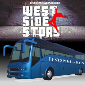 Bild: West Side Story + Festspielbus aus Darmstadt für den 29.06.2018