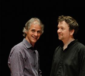 Bild: INSIDE OUT Jazzkonzert - mit Markus Stockhausen (Trompete, Flügelhorn) und Florian Weber (Piano)
