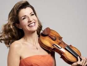 Anne-Sophie Mutter | Violine