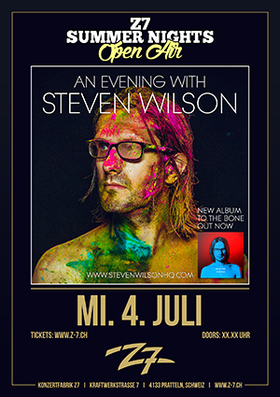 Bild: STEVEN WILSON - Z7 Summer Nights Open Air