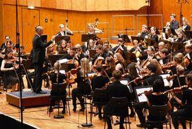 Bild: S1 I Schüler-Symphonie-Orchester Stuttgart