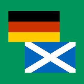 Bild: Deutschland - Schottland