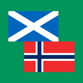 Bild: Schottland - Norwegen