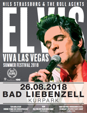 Bild: Bad Liebenzeller Open Air Sommer - Elvis Xperience