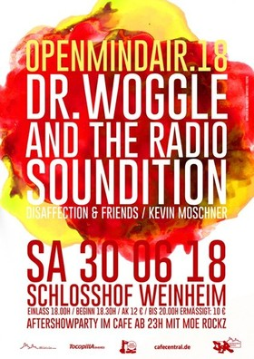 Bild: Dr.Woggle And The Radio, Soundition & More