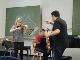 Bild: 31. Sommermusik im Oberen Nagoldtal  - Podium Intern