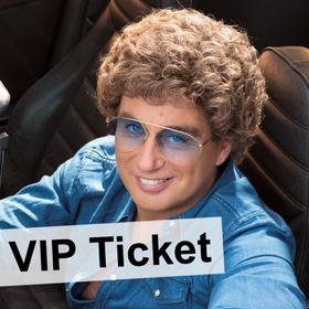 ATZE SCHRÖDER - TURBO Gießener Kultursommer - VIP Ticket
