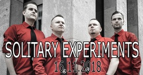 Bild: Solitary Experiments - Future Tense Tour 2018