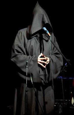 Bild: Comedy Lounge - mit Yeo - men, der Tod, Ingrid Wenzel, Moderation: Vicki Vomit