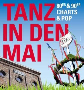 TANZ IN DEN MAI - Mit Charts & Pop und den 80er/90er in den Mai tanzen