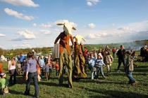Lämmermarkt & Morristanzfest - Festspiele zwischen Folk und Lämmern