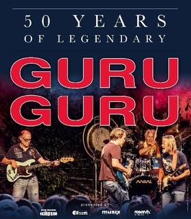 Bild: Guru Guru - 50 Jahre Guru Guru