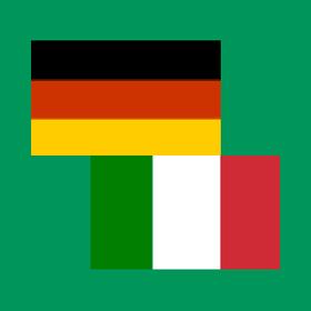 Bild: Deutschland - Italien