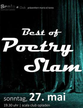 Bild: Poetry Slam - Best Of-Show - mario el toro präsentiert