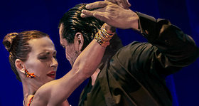 Bild: Nicole Nau und Luis Pereyra