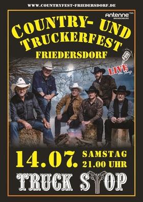Bild: Truck Stop live - 20. Country- und Truckerfest Friedersdorf