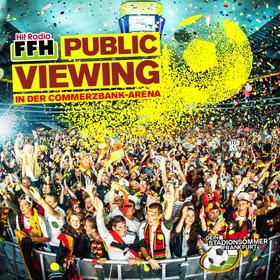 Bild: FFH-Public Viewing WM 2018 - Deutschland - Südkorea
