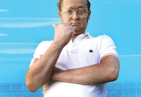 Bild: Robbi Pawlik: Bademeister Schaluppke - 10 Jahre unterm Zehner