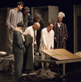 Bild: Mein Kampf - Theater Poetenpack