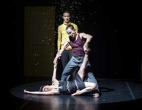 Bild: Danish Dance Theatre: Kridt & Frame of View