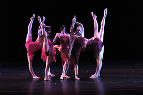Bild: Odyssey Dance Theatre: Chicago Nights