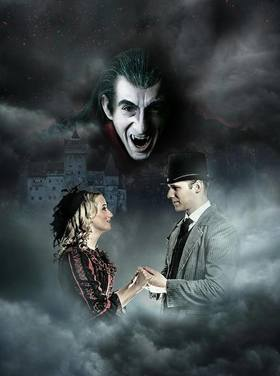 Bild: Dracula - Dinnershow in fünf Akten und mit vier Gängen