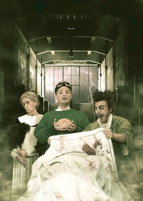 Bild: Die Experimente des Dr. Frankenstein - Dinnershow in fünf Akten und mit vier Gängen