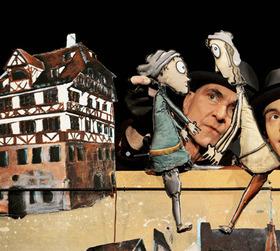 Bild: Oskar und das Geheimnis der verschwundenen Kinder - Theater Salz+Pfeffer