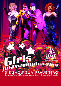Bild: Girls just wanna have fun! Der Partyshake zum Frauentag