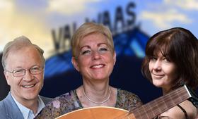 Frühlingserwachen - Heidrun Holzapfel, Babette Andruk & Norbert Henß